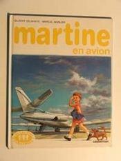 Martine T.15 ; Martine en avion - Intérieur - Format classique