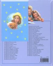 Martine T.15 ; Martine en avion - 4ème de couverture - Format classique