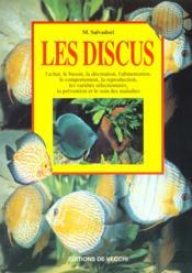 Les Discus - Couverture - Format classique