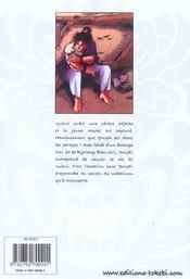 Yongbi T.3 - 4ème de couverture - Format classique