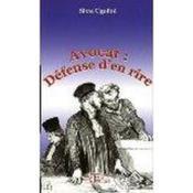 Avocat Defense D'En Rire - Couverture - Format classique