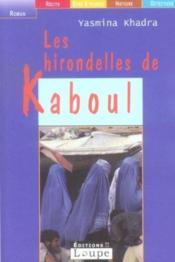 Les hirondelles de Kaboul - Couverture - Format classique