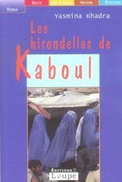 Les hirondelles de Kaboul - Intérieur - Format classique