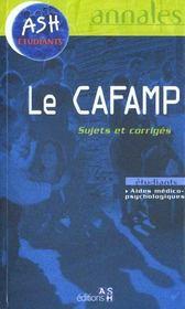 Cafamp - Intérieur - Format classique
