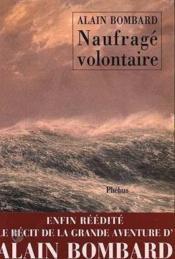 Le naufrage volontaire - Couverture - Format classique