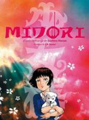 Midori ; la jeune fille aux camelias - Couverture - Format classique