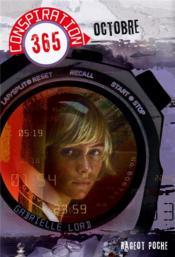 Conspiration 365 T.10 ; Octobre - Couverture - Format classique