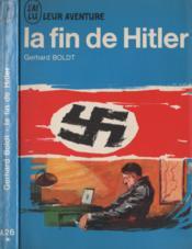 La fin de Hitler - Couverture - Format classique