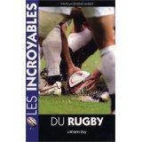 Les incroyables du rugby - Couverture - Format classique
