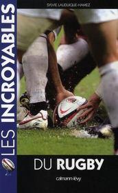 Les incroyables du rugby - Intérieur - Format classique