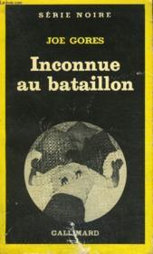 Collection : Serie Noire N° 1733 Inconnue Au Bataillon - Couverture - Format classique