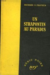 Un Strapontin Au Paradis. ( Case Of The Vanishing Beauty). Collection : Serie Noire Sans Jaquette N° 105 - Couverture - Format classique