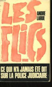 Les Flics. - Couverture - Format classique
