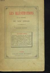 LES ILLUSTRATIONS ET LES CELEBRITES DU XIXe SIECLE. 6e EDITION. - Couverture - Format classique