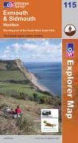 Exmouth & Sidmouth - Couverture - Format classique