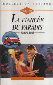 La fiancée du paradis - Couverture - Format classique