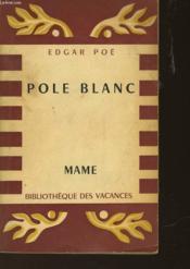 Pole Blanc - Couverture - Format classique