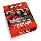 La casa de papel ; l'escape game - Couverture - Format classique