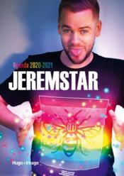 Agenda Jeremstar (édition 2020/2021) - Couverture - Format classique