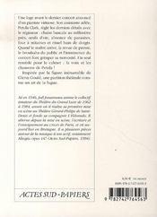 Dernier caprice - 4ème de couverture - Format classique