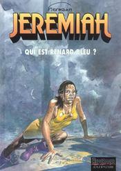 Jeremiah T.23 ; qui est Renard Bleu ? - Intérieur - Format classique