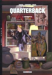 Quarterback t.3 ; Red Greenberg - Intérieur - Format classique