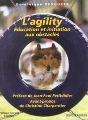 Agility education et initiation aux obstacles - Intérieur - Format classique