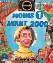 Moins 1 avant 2000 - Couverture - Format classique