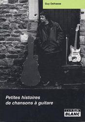 Petites histoires de chansons à guitare - Intérieur - Format classique