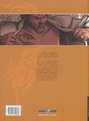 Elvis T.1 ; Venganza - 4ème de couverture - Format classique