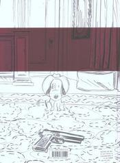 Voleurs de chien - 4ème de couverture - Format classique
