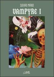 Vampyre t.1 - Couverture - Format classique