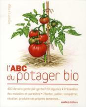 L'ABC du potager bio - Couverture - Format classique