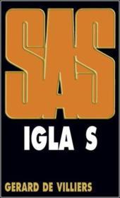 SAS t.192 ; Igla S - Couverture - Format classique