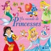 Un monde de princesses - Couverture - Format classique