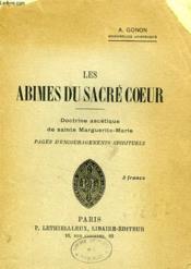Les Abimes Du Sacre Coeur - Couverture - Format classique