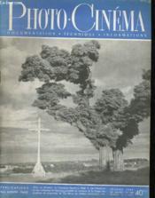 PHOTO CINEMA - DOCUMENTATION - TECHNIQUE - INFORMATIONS - 29e ANNEE - N°568 - Couverture - Format classique