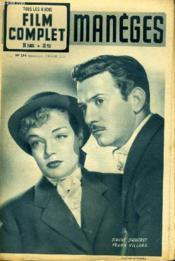 Tous Les Jeudis - Film Complet N° 214 - Maneges - Couverture - Format classique