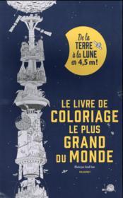 Le livre de coloriage le plus grand du monde - Couverture - Format classique