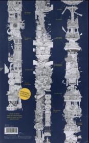 Le livre de coloriage le plus grand du monde - 4ème de couverture - Format classique