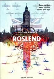Roslend T.1 - Couverture - Format classique