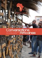 Conversations africaines - sur la paix, la democratie et le panafricanisme - Couverture - Format classique