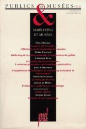 Publics et musees revue n11 12 - Couverture - Format classique