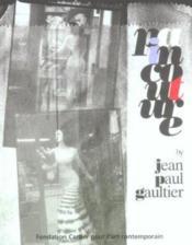 Pain Couture, Jean-Paul Gaultier (Bilingue) - Couverture - Format classique