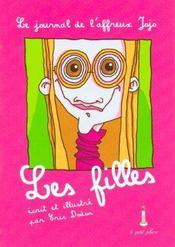 Le Journal De L'Affreux Jojo : Les Filles - Intérieur - Format classique