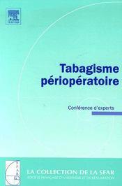 Tabagisme périopératoire - Intérieur - Format classique