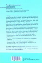 Tabagisme périopératoire - 4ème de couverture - Format classique