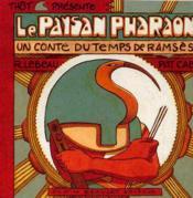 Le Paysan Pharaon - Couverture - Format classique