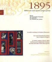 Revue 1895 N.42 - Couverture - Format classique