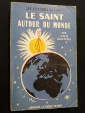 Le saint autour du monde - Couverture - Format classique